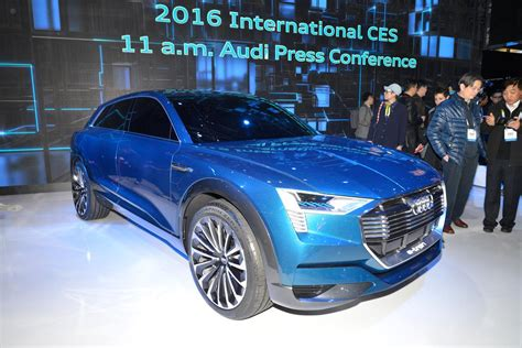 Audi Electric Suv 2020 by Two More Electric To Follow Audi E Suv By 2020
