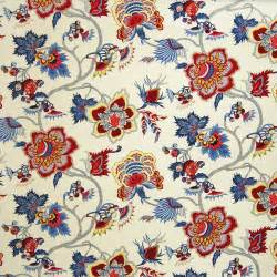 red floral upholstery fabric twlight red floral print upholstery fabric red print sofa