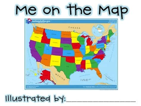 printable united states map for kindergarten 45 best images about preschool vacations maps on pinterest