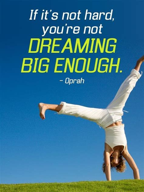 if you re dreaming big if it s not you re not dreaming big enough picture