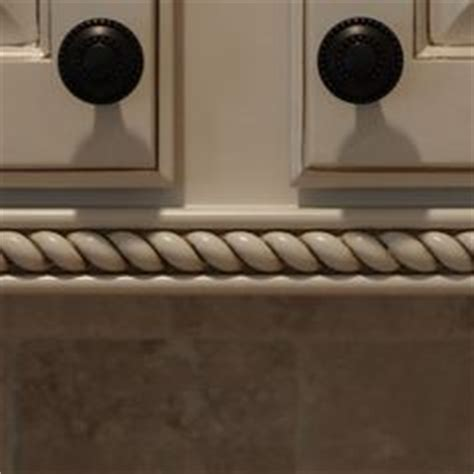 adding rope molding to cabinets 1000 images about backsplash ideas granite countertops on