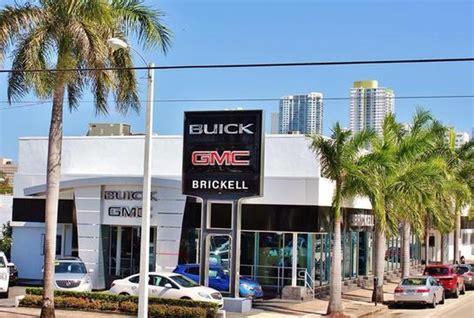 brickell buick gmc miami fl 33130 3397 car dealership