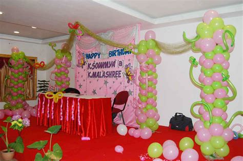 balloon decoration for birthday party at home balloon decorators chennai balloon decorations chennai