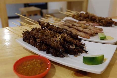 sate taichan ollen cibubur bogor lengkap menu terbaru