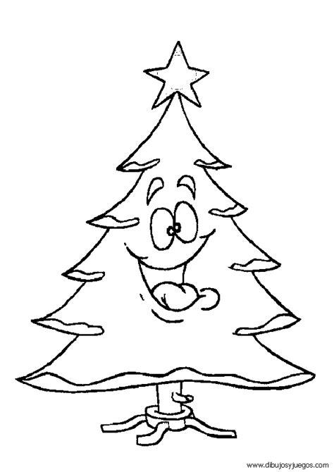 dibujo de arbol navidad 011 dibujos y juegos para