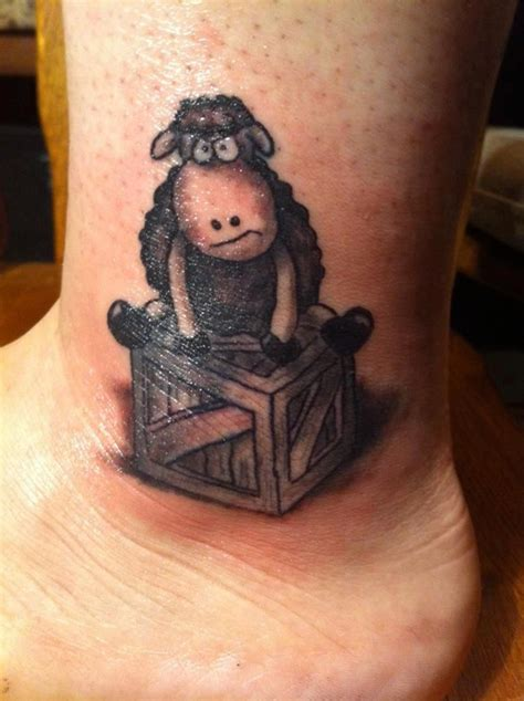sheep tattoo 25 best ideas about black sheep on