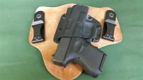 Holster Dada By Modjo Jaya iwb holster the gun and gear