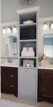 bathroom tower storage bath storage tower