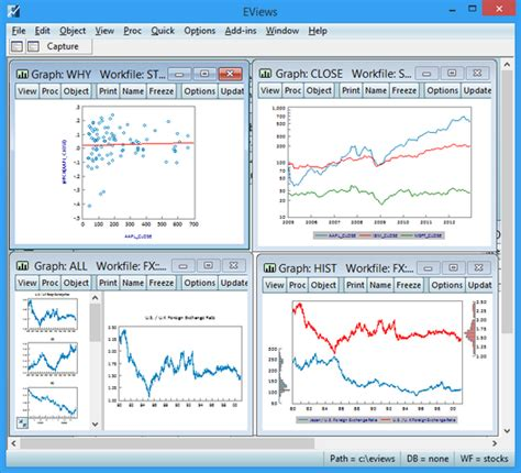 eviews tutorial vector autoregression eviews 9 overview presentation quality output