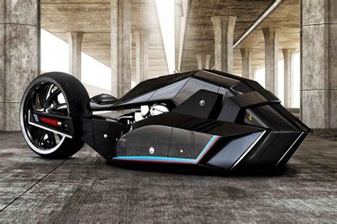 bmw new motorcycle bmw titan concept is motorcycle that belongs to the batcave