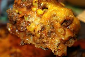 gracefully gluten free deep south dishes beef enchilada