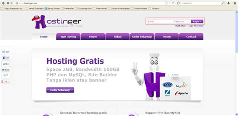 tutorial hosting web di idhostinger tutorial upload file web ke idhostinger indonesia writer