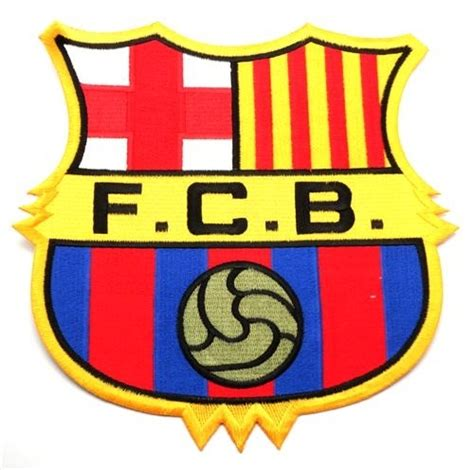 Patch Barcelona jumbo patch gt barcelona spain cl reppa flags and souvenirs
