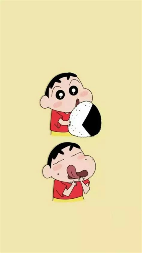 wallpaper iphone shinchan pin by poope on ช นจ ง pinterest wallpaper animation