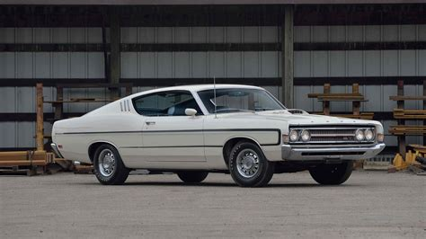ford torino gt  indy