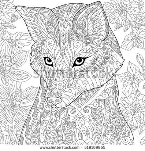 anti stress colouring book dr stan rodski totems stock photos royalty free images vectors