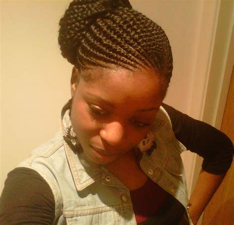 big cornrows updo styles 1000 images about braids on pinterest ghana braids