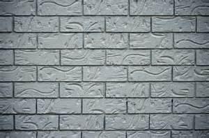 decorative bricks image of decorative grey brick background freebie