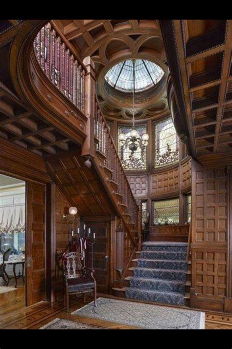 Victorian Style Homes Interior Beautiful Victorian Style Staircase Victorians