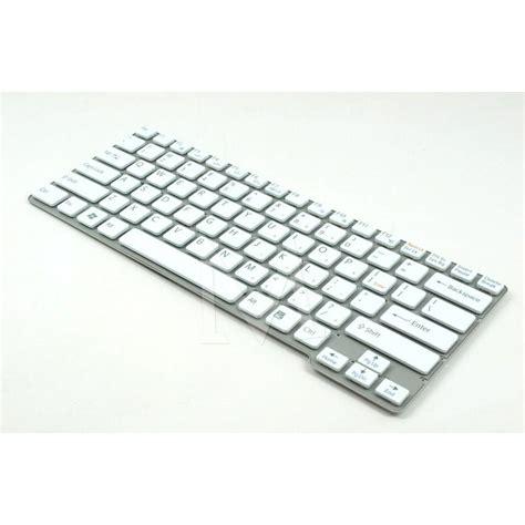 Keyboard Sony Cw Series White sony vaio vpc cw white keyboard 148755911 direct shop nl