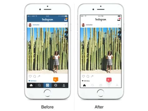 instagram layout old version apk instagram s big redesign goes live with a colorful new