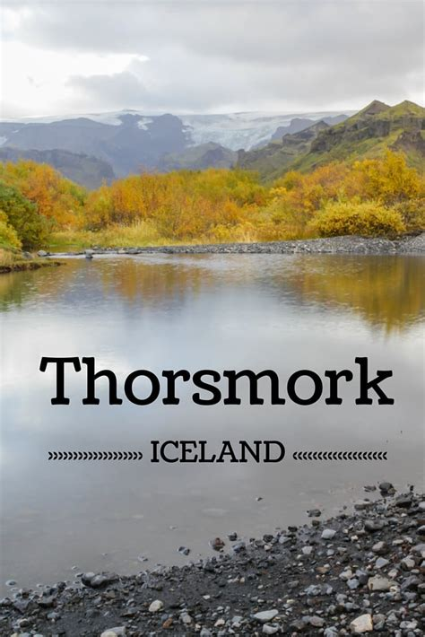 iceland the official travel guide books thorsmork iceland s hiking hub