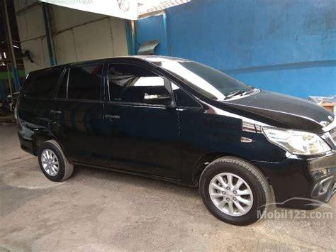 Mobil Toyota Kijang Innova 2014 jual mobil toyota kijang innova 2014 e 2 0 di jawa barat