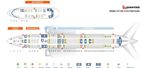 747 400 seat map seat map boeing 747 400 qantas airways best seats in the