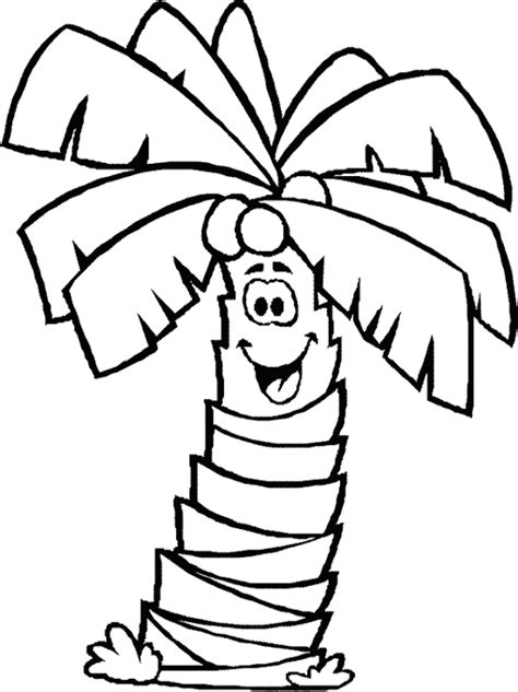 coloring book pages palm tree smile palm tree coloring page abc s sight word ideas