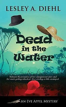 dead in the water mattie winston mysteries books dead in the water by lesley a diehl