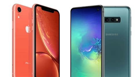 Iphone Xr Vs Samsung Galaxy S10e by Samsung Galaxy S10e Vs Iphone Xr Which Is Best Tech Co