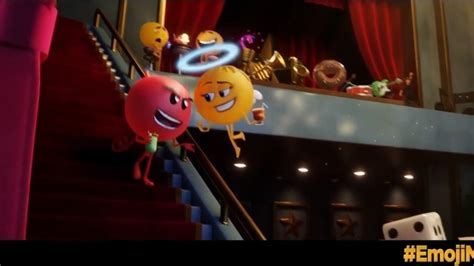 emoji film clip the emoji movie box office buz