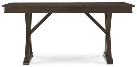 Extendable Bar Table Thatcher Extendable Pub Table From Legacy Classic 3700 920k Coleman Furniture