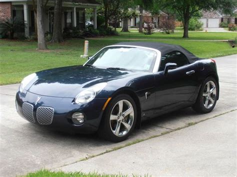 car owners manuals free downloads 2006 pontiac solstice user handbook buy used 2006 pontiac solstice base convertible 2 door 2 4l deep blue one owner in mandeville