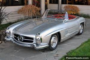 Mercedes Roadster For Sale Used 1957 Mercedes 300sl Roadster Convertible For