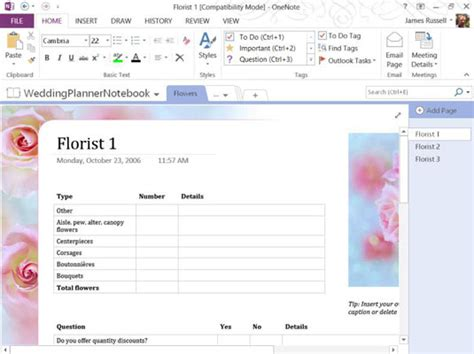 One Note Templates 2010 by 10 Resources And Add Ins For Onenote 2013 Dummies