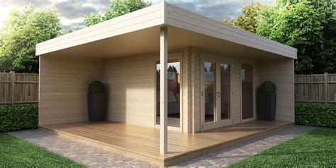 build   garden office fast  inexpensively