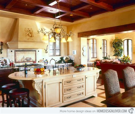 Mediterranean Kitchen Ideas 15 Stunning Mediterranean Kitchen Designs