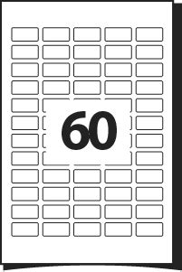 rectangular labels template for labels
