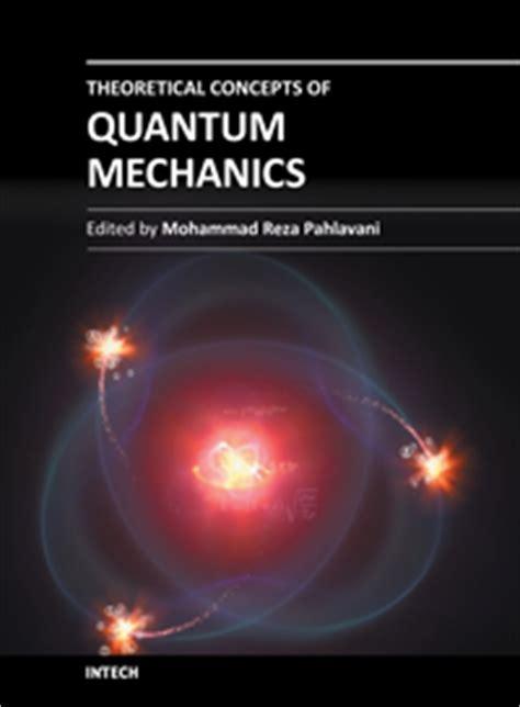 the picture book of quantum mechanics quantum mechanics pdf intechopen