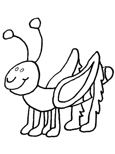 bed bugs color free printable bug coloring pages for kids