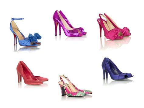 Coloured Wedding Shoes by Coloured Wedding Shoes Polka Dot