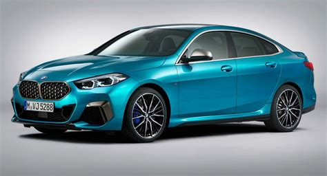 bmw  series gran coupe revealed    glory