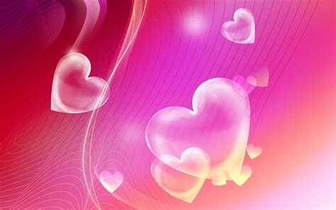 wallpaper background hearts 40 cool pink wallpapers for your desktop