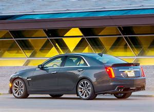 Cadillac Cts Fuel Economy by 2017 Cadillac Cts V Specifications Carbon Dioxide