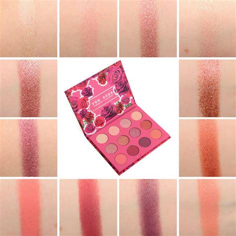 Colourpop Fem Rosa She Shadow Palette Colourpop Fem Rosa She Pressed Powder Shadow Palette