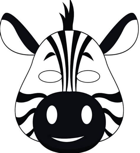Animal Mask Masker Wajah Gambar Hewan 15 cara membuat topeng anak anak dari kertas beserta