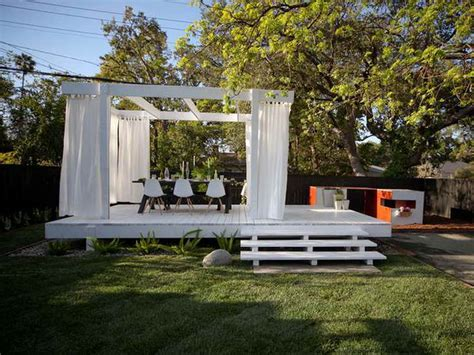 modern landscaping ideas for backyard small backyard landscape design yard ideas hgtv modern