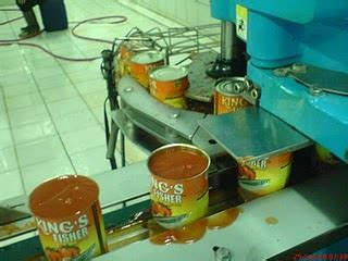 industri pengalengan ikan mesin mesin indonesia