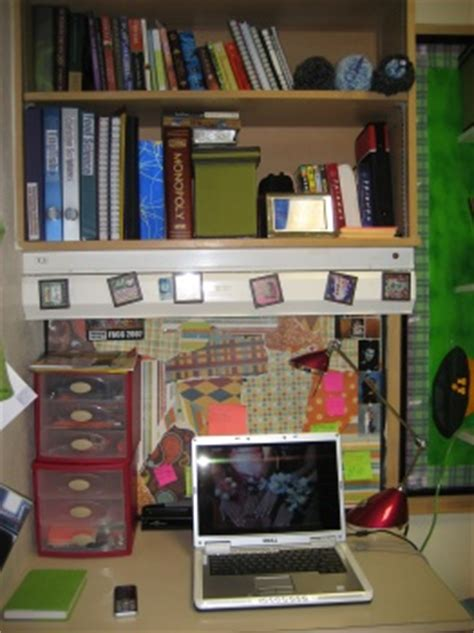 Organizing Your Dorm Room College Desk Organization